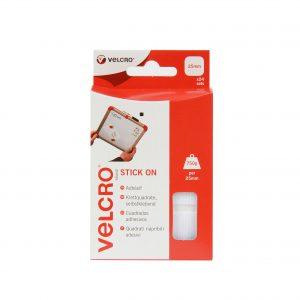 vel-ec60235-stick-on-squares-25mm-wht-2