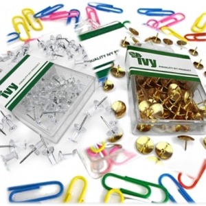 Pins, Clips and Fasteners